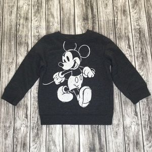 Disney Jumping Beans Mickey Mouse Sweater 24M